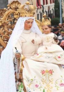 Festa Votiva della Madonna del Vaiolo